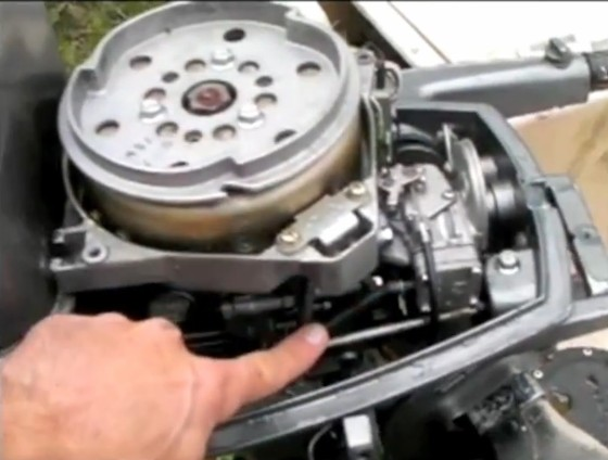 How to Pickle a Four-Stroke Outboard Engine