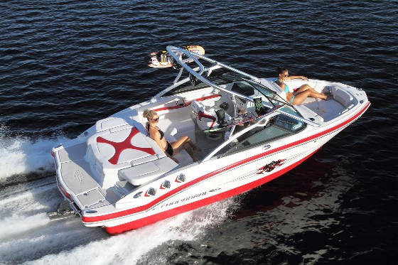 Chaparral 204 Xtreme: Runabout or Tow Boat? thumbnail