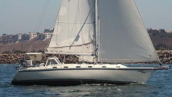 5 Top Affordable Bluewater Cruising Sailboats thumbnail