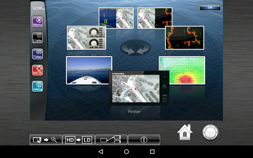 TZTouch users will want to check out Furuno Viewer.