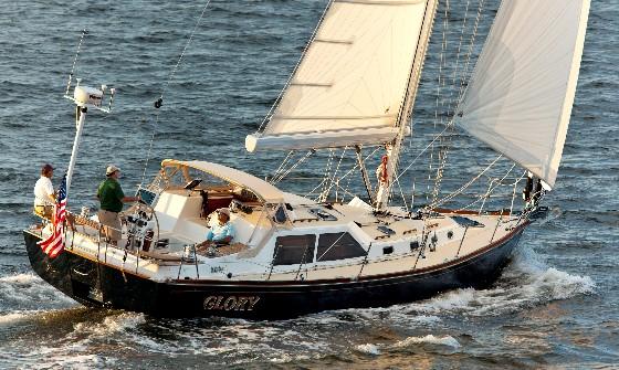 Tartan 4700: Family Friendly Cruiser