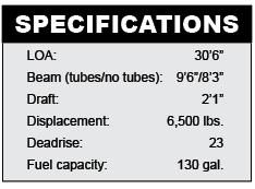 Protector Targa 30 specifications