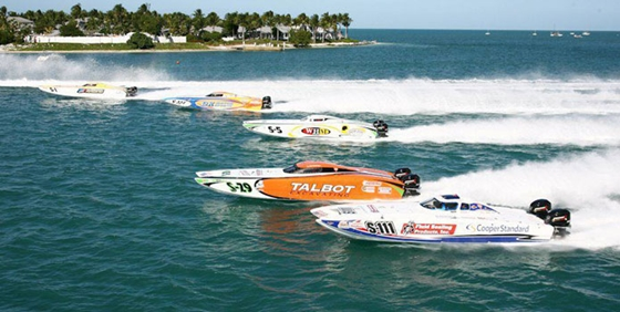 Superboat Stock class