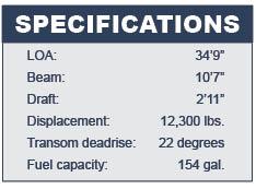 Cobalt 336 specifications