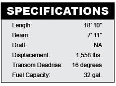Lund 1875 Crossover XS specifications