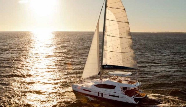 leopard 5800 for the moorings