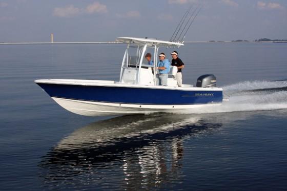 sea hunt boats