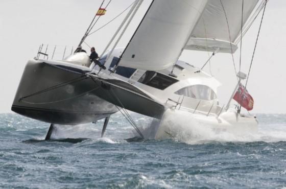 tag 60 sailing cat