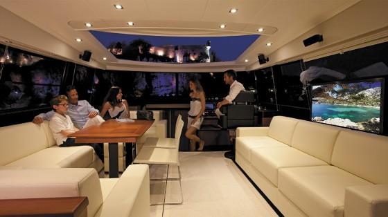 prestige 620 s interior