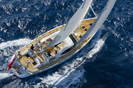 oyster 625 sail boat