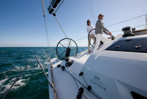 performance cruiser from dufour