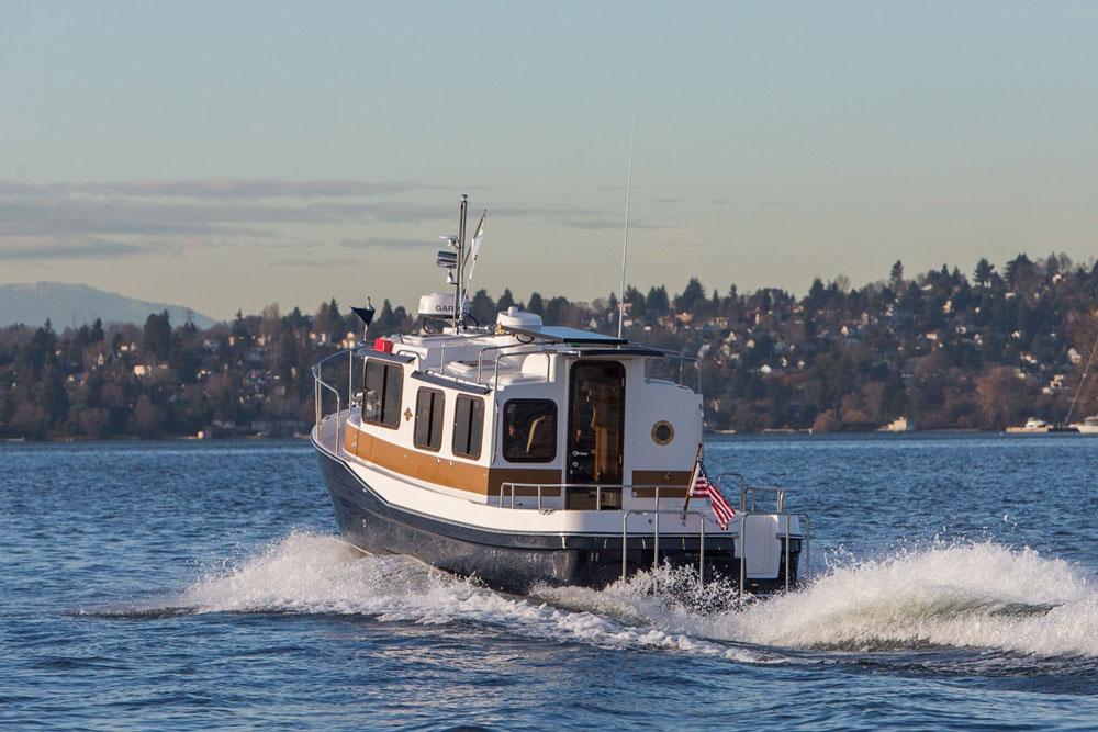 ranger tugs r27 trawler