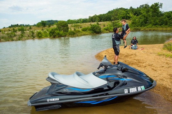 yamaha wave runner vx