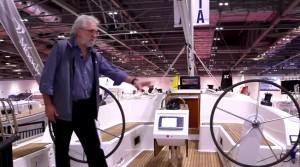 Bavaria 46 cruising yacht