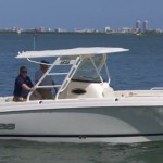 Wellcraft Scarab 35 Center console powerboat