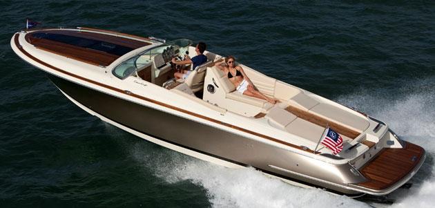 chris-craft corsair 32 boat