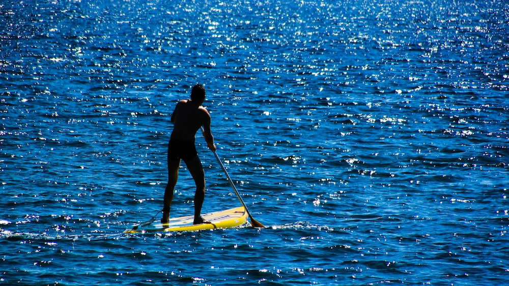 How to Stand Up Paddle Board (SUP)