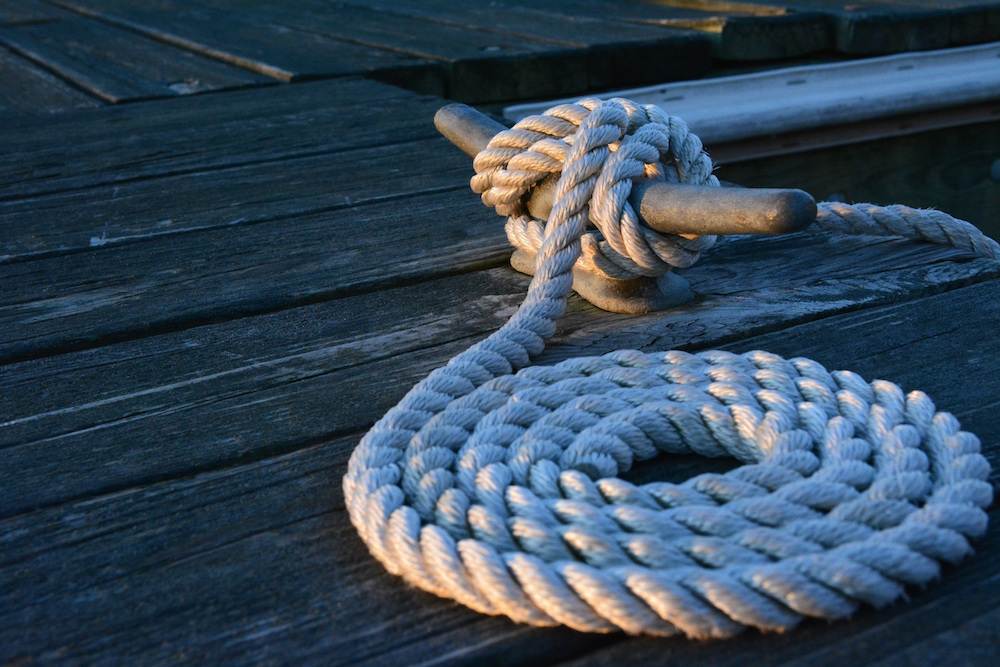 These five knots