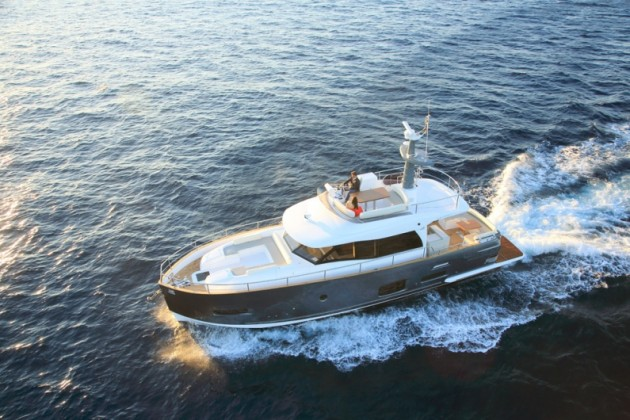 The Azimuth Magellan 53 wants to take you there.