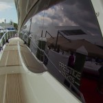 Prestige 750 flybridge motoryacht first look video