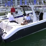 Edgewater 368 center console first look video