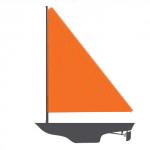 Cat sailboat rig