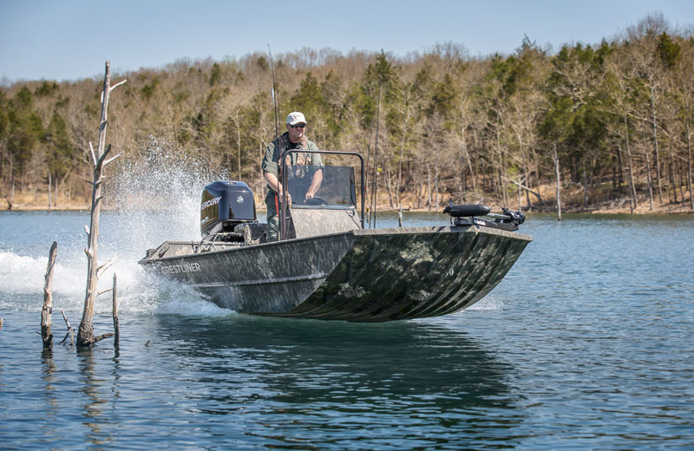 Five Affordable Aluminum Fishing Boats For Sale Boats Com