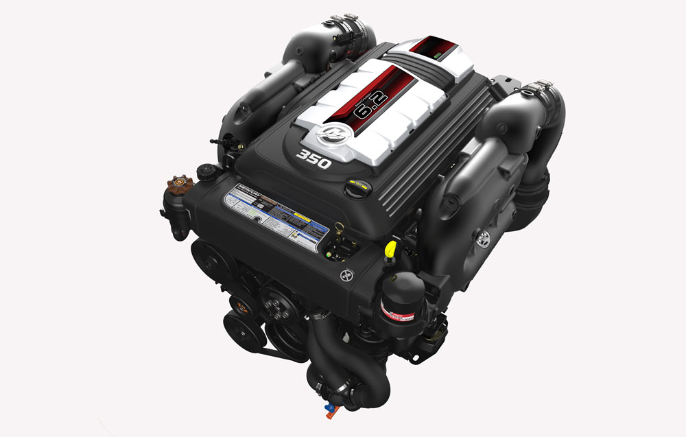 MerCruiser Debuts an All New 6.2L V8 Inboard and Sterndrive Marine Engine