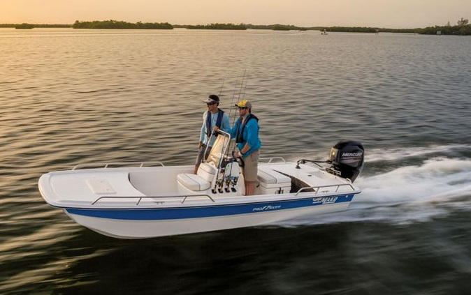 Boats We Love: Mako Pro Skiff 17 thumbnail