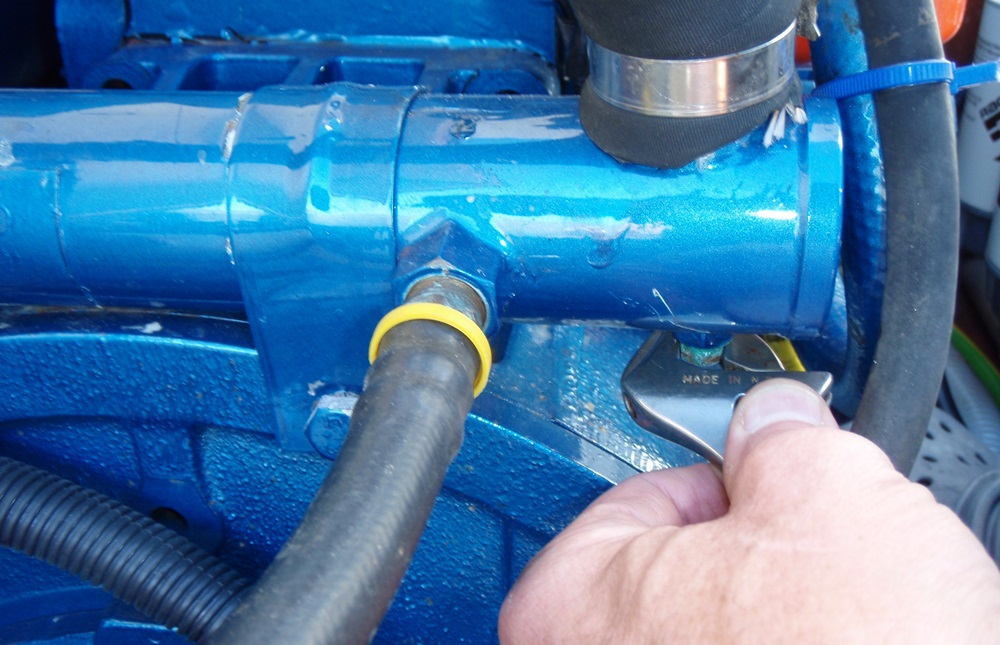 2-remove-zinc-from-transmission-oil-cooler