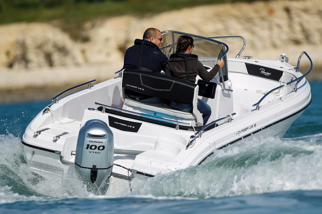 The Outboard Expert: New Honda BF100 Outboard is On the Way