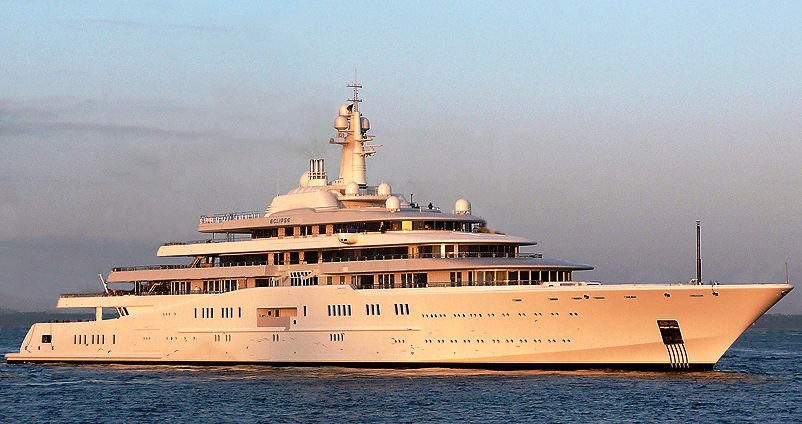 The World's 10 Most Expensive Superyachts