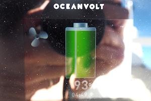Oceanvolt-gauge-propellor-symbol