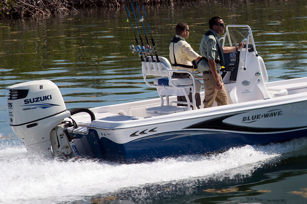 Boost Speed with Outboard Engine Height Adjustments