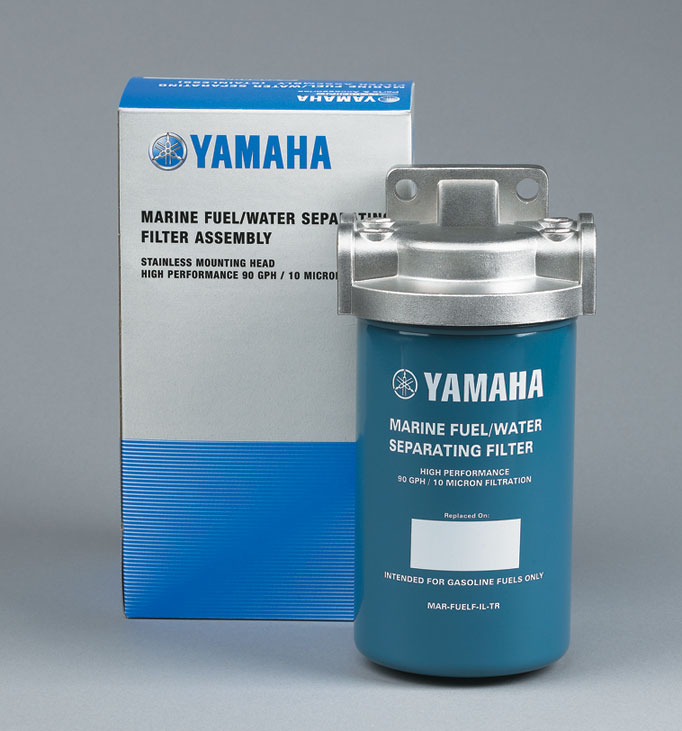 Important advice from Yamaha: make sure you have a 10-micron fuel filter installed, and carry spares.