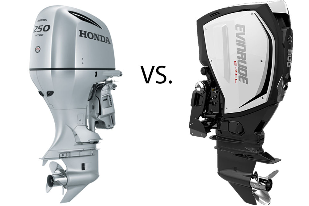 Two-Stroke Outboards Versus Four-Stroke Outboards