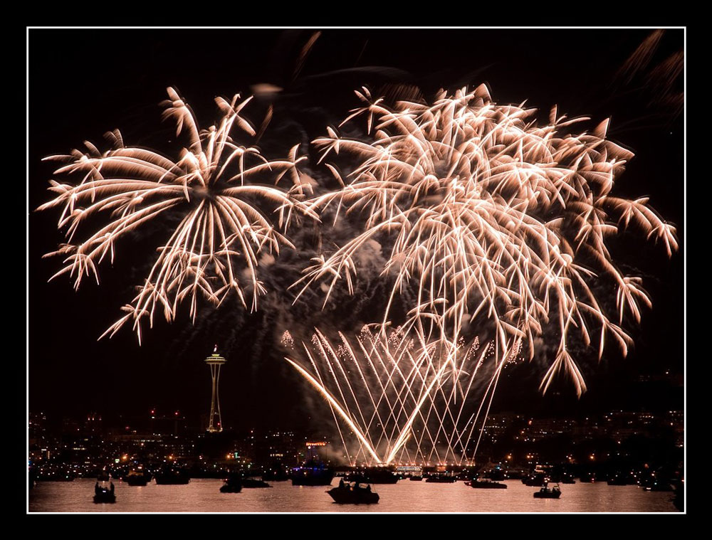 Lake Union is the place to be on July 4 in Seattle. Photo courtesy of city of Seattle
