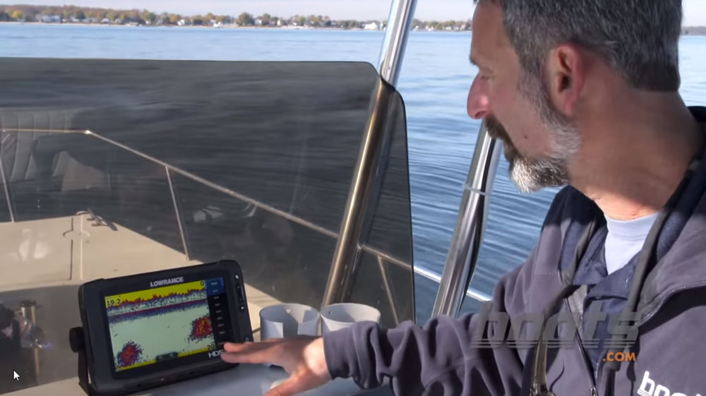 Looking to catch the big one? Modern fishfinders are amazingly advanced.