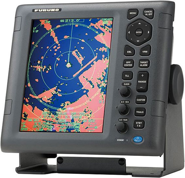 Although radar operation takes some getting used to, it comes in quite handy during periods of restricted visibility.