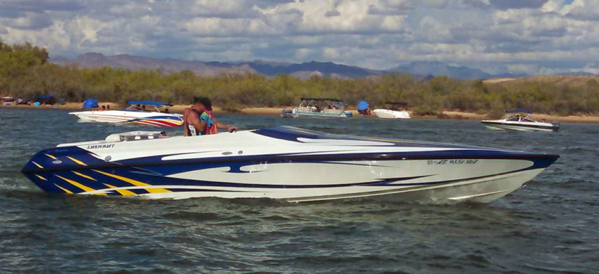 A new version of the LaveyCraft 29 NuEra will be on the water—and likely coming to a poker run near you—in 2017.
