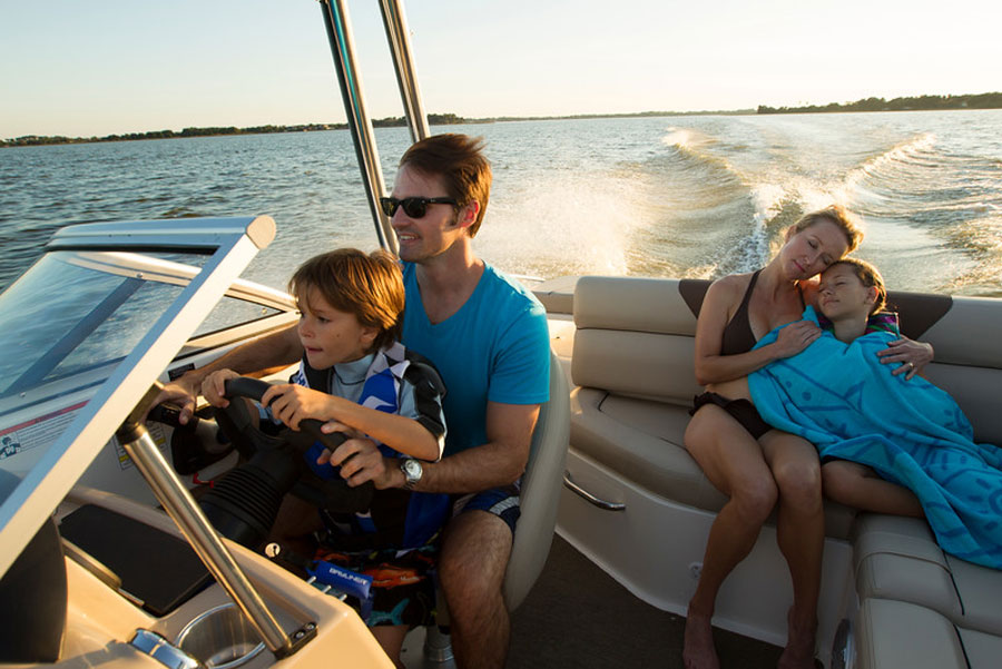 There's a wide variety of runabout on the market, but all make for days filled with fun on the water.