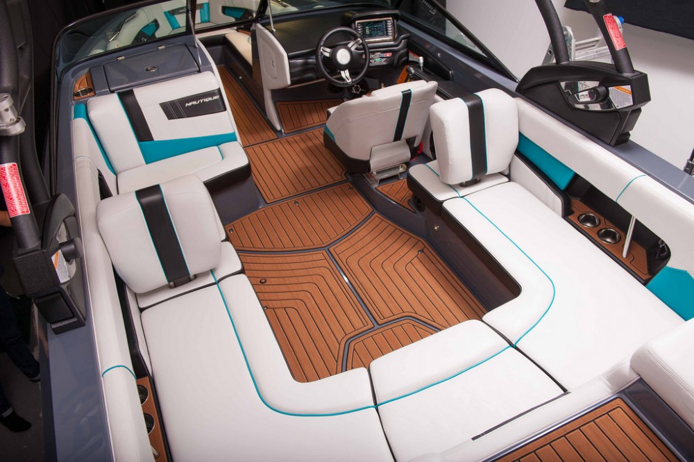 Visit any boat show, and you'll notice that many new models come outfitted with SeaDek.