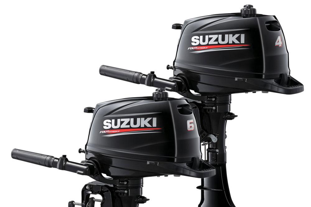 2016 Suzuki DF6A Outboard: Light-weight Champ