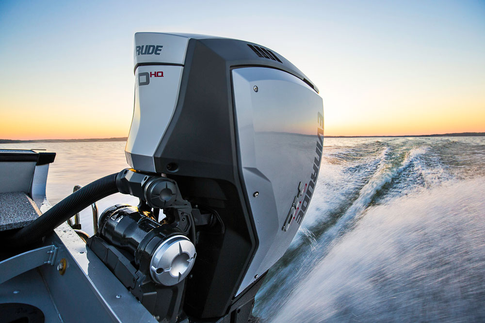 BRP/Evinrude Announces Deal with Tohatsu for Small Outboards - boats com