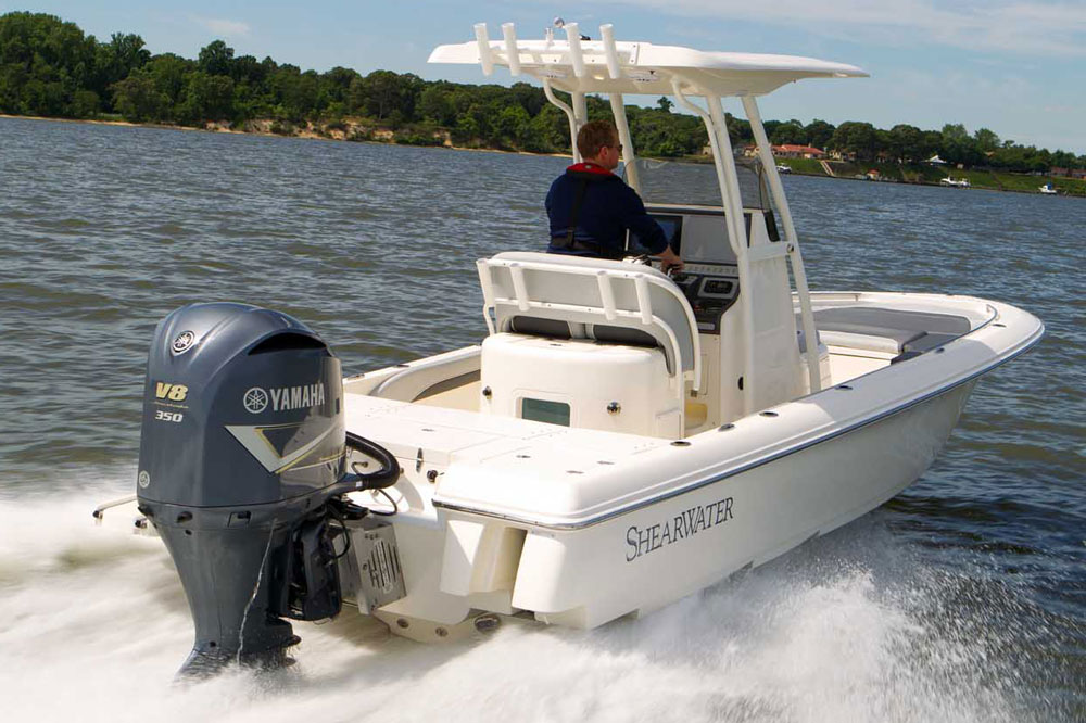 The New 4 2-Liter Yamaha Offshore V6 - boats com