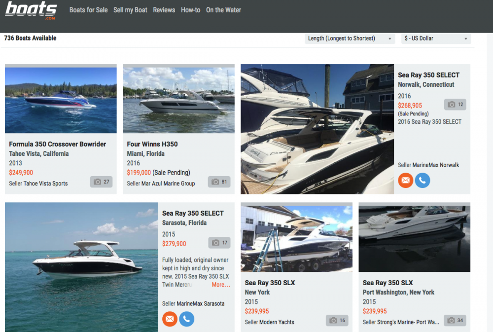 Where to Sell Your Boat Online? thumbnail