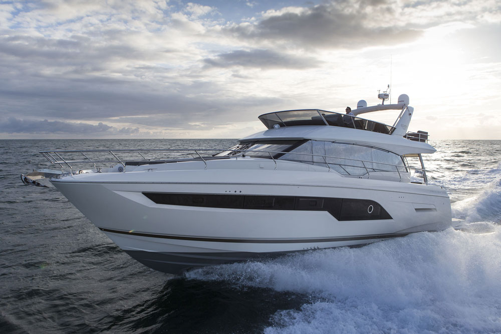 Prestige Yachts 630: First Look Video