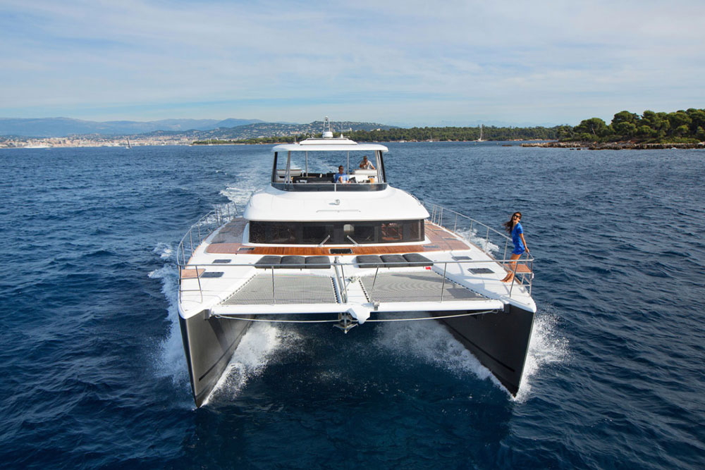 With a nod to superyacht styling and elegance, the Lagoon 630 Motor Yacht sets a new bar for power catamarans.