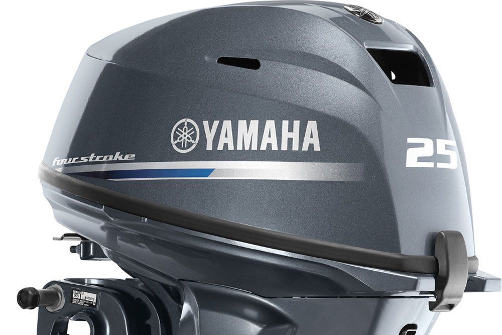 The Outboard Expert: New F25, F75, and F90 Outboards from Yamaha