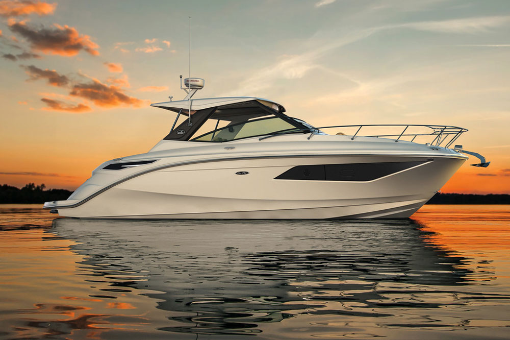 Sea Ray Sundancer 320 Review